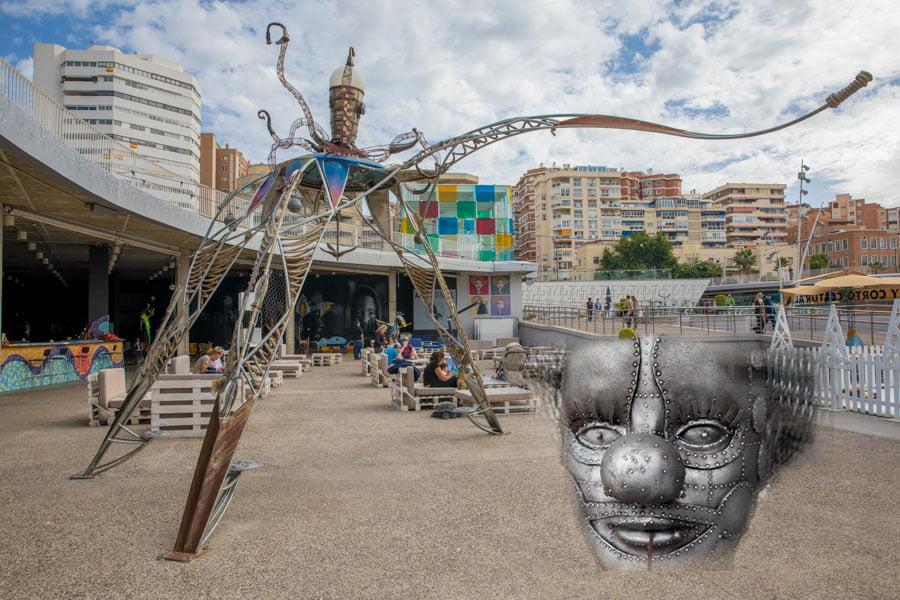 Puerto de Malaga