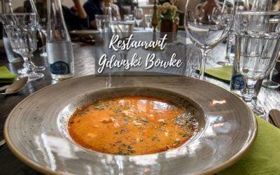 Restaurant Gdanski Bowke in Gdansk – The food is great!