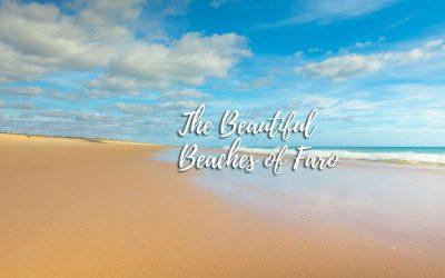 The beaches of Faro