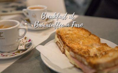 Have a great breakfast in Faro