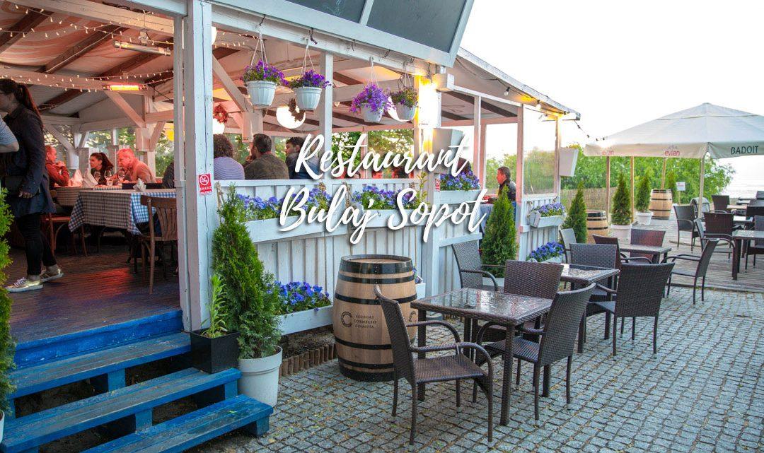 One of Sopots Best restaurants – Restaurant Bulaj