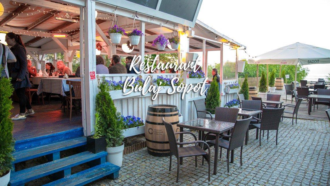 Restaurant Bulaj, Sopot