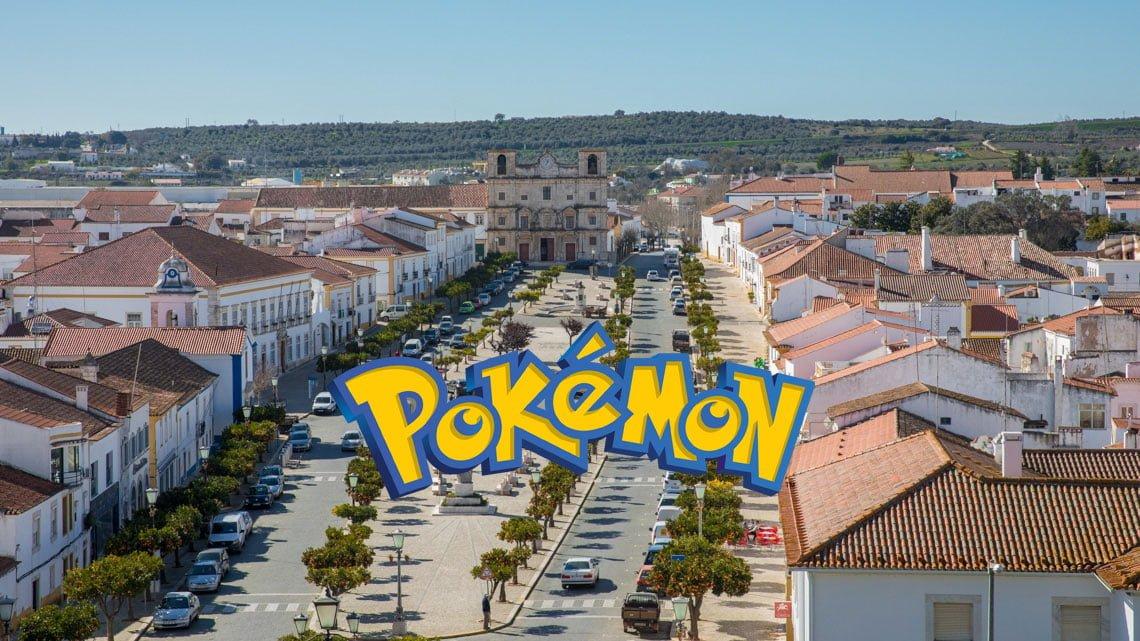 Pokemon in Portogal