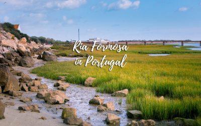 Ria Formosa – the natural park of the Algarve