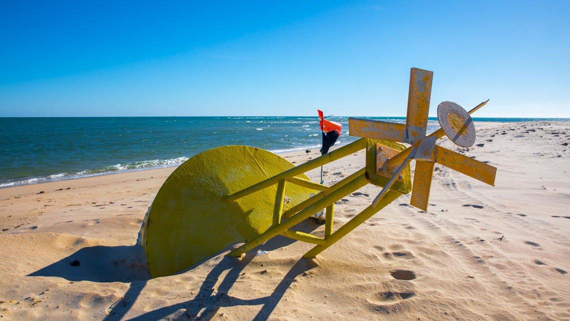 The Beaches of Faro.