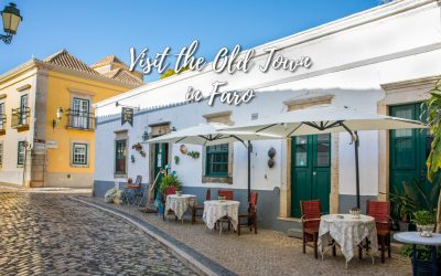 Visit the Old Town in Faro, Portugal
