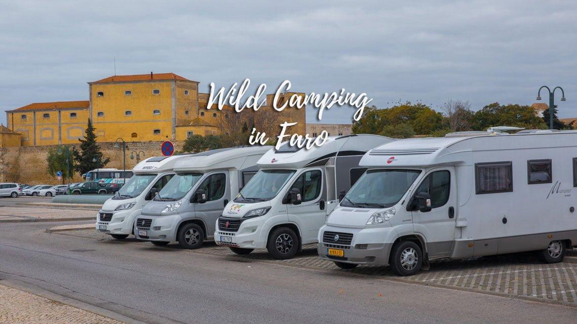 camping in Faro
