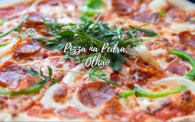 Get a great Pizza in Olhao