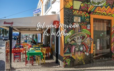 Get your Mexican fix at this restaurant in Olhao