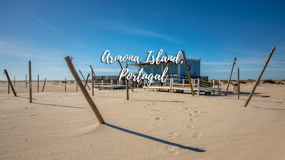 Visit Armona island