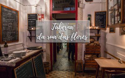 Visit Taberna da Rua das Flores for some tapas and wine