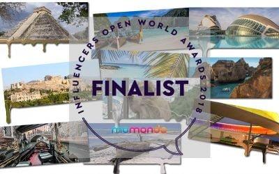 Finalist in momondo Open World Awards 2018