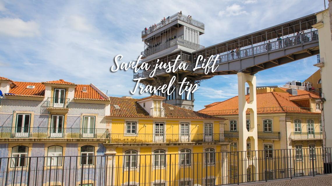 Santa Justa Lift,Lisbon