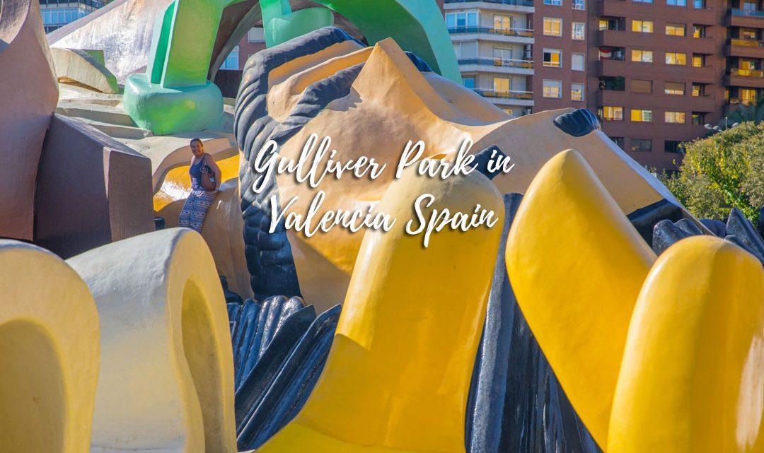 Gulliver park – The worlds coolest playground