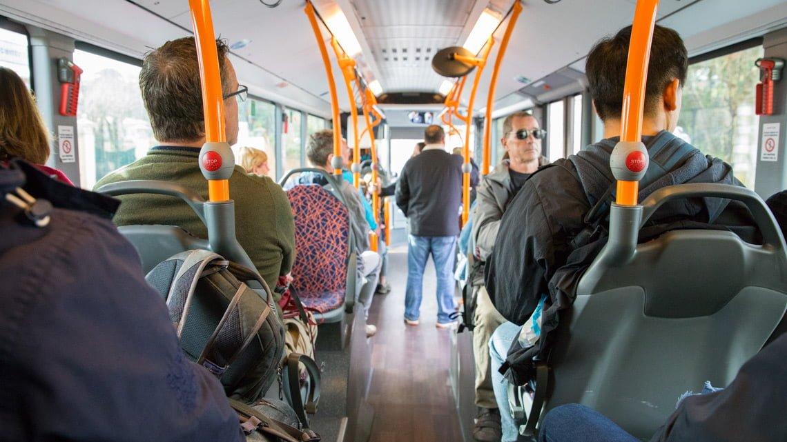 Bus 434 to Pena Palace