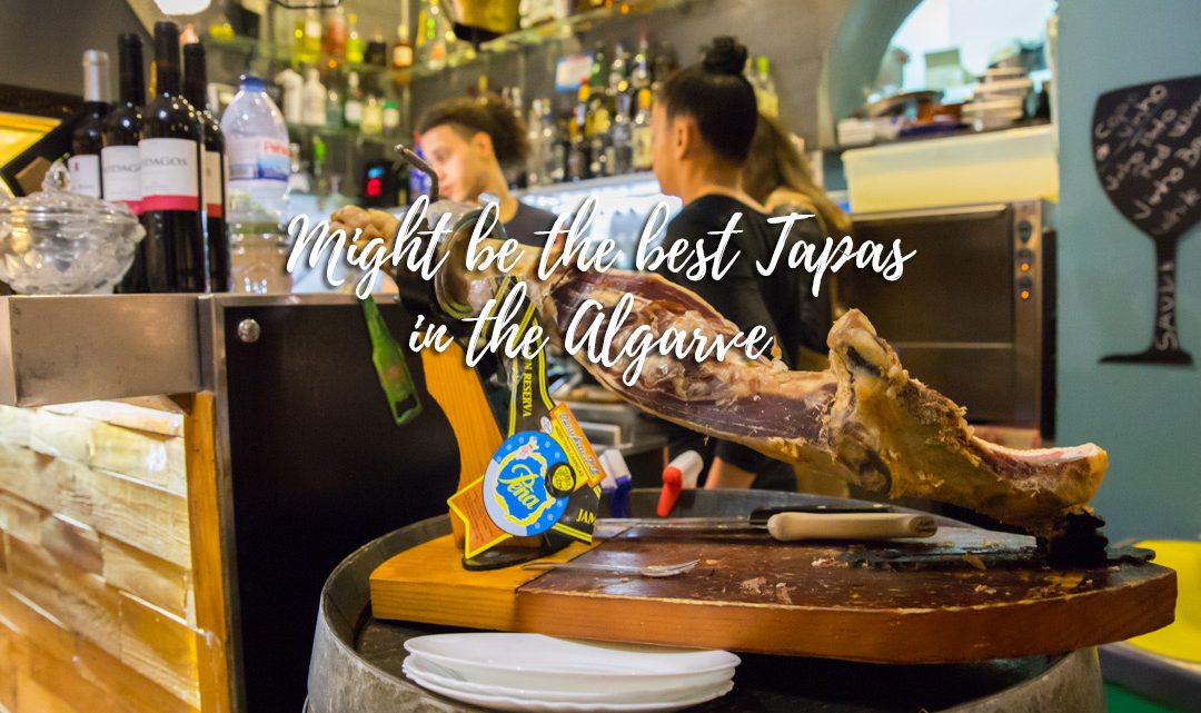 We found the best tapas in Olhao