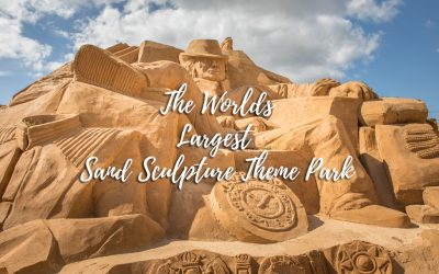 What to expect at the sand sculptures festival in Portugal