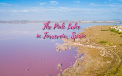 Pink lake in Spain – Welcome to Torrevieja