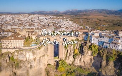 Spending a day in Ronda, Spain