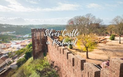 Silves Castle – one of many attractions in the Algarve