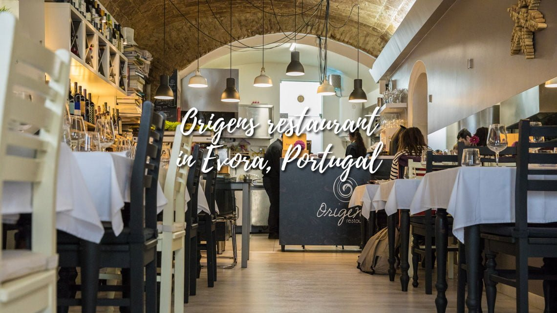 The best restaurant in Evora