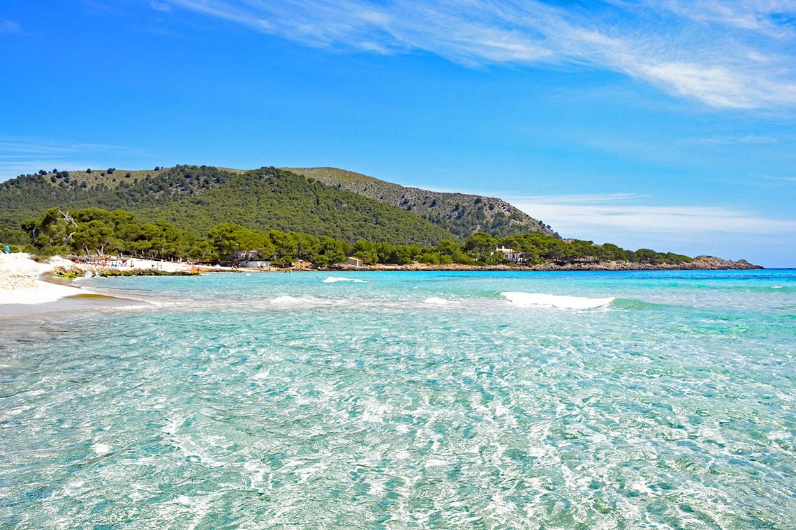 Weekend trip to Mallorca in collaboration with Ving
