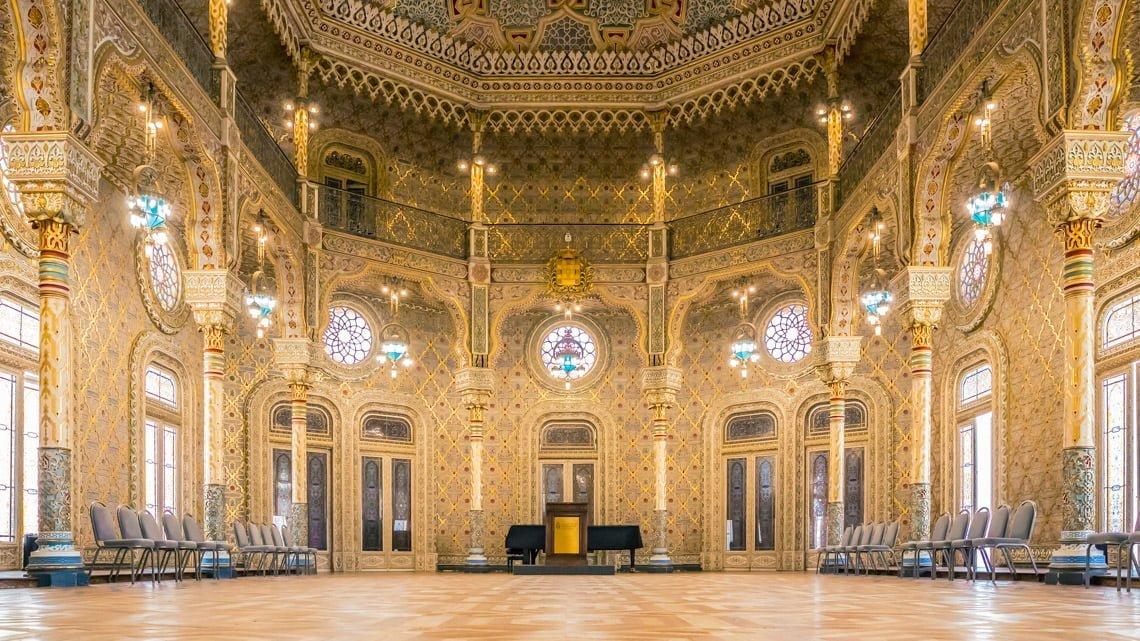 Bolsa Palace Arab hall