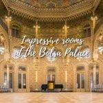 The Arab hall at Bolsa Palace.