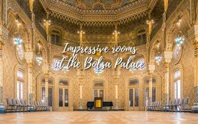 Bolsa Palace – Palacio da Bolsa is hiding a surprise