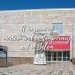 Museu Colecao Berardo in Lisbon