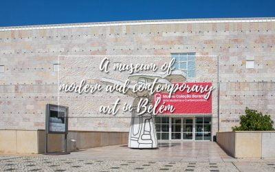 Museu Colecao Berardo, Lisbon