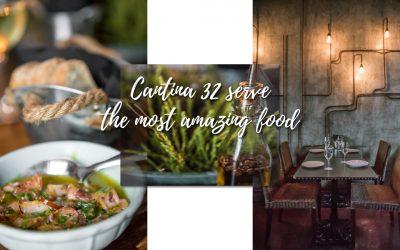 Cantina 32 – A popular restaurant in Porto