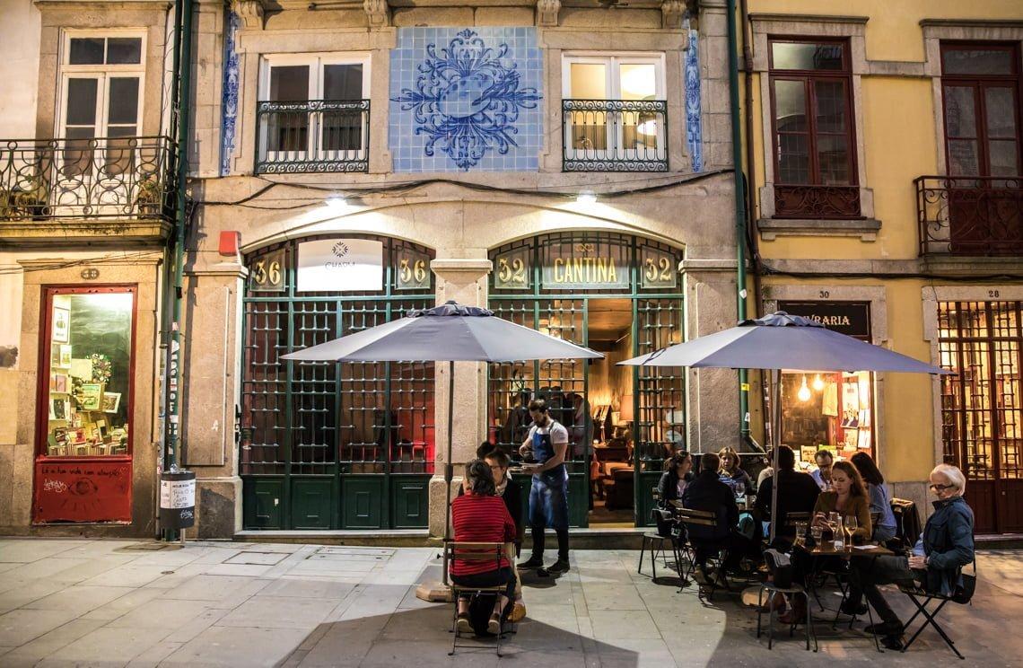 Cantina 32 in Porto