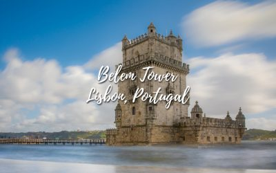 Belem Tower one of the 7 wonders of Portugal
