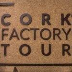 Cork factory sign