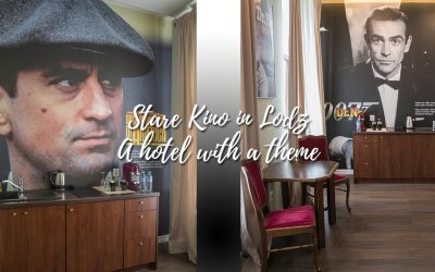 Stare Kino in Lodz – Cinema residence and restaurant