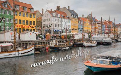 Momondo seminar for the winners in Copenhagen