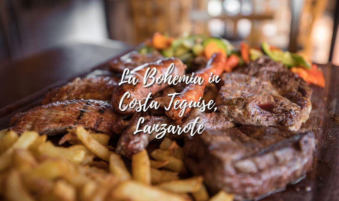 Restaurant La Bohemia – for real meat lovers