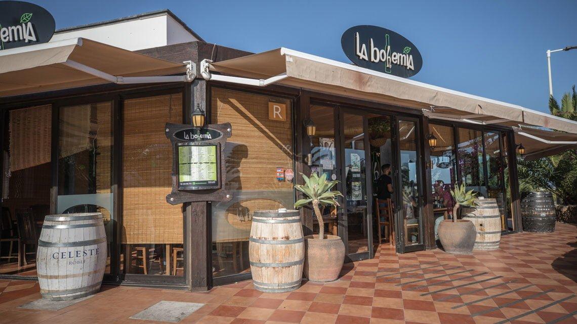 La Bohemia in Costa Teguise