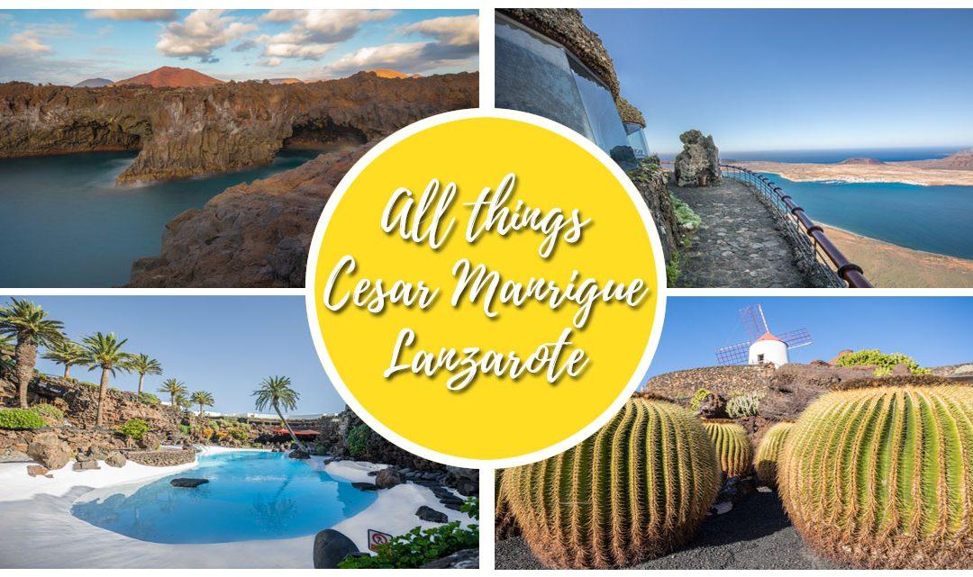 Cesar Manrique places to visit in Lanzarote