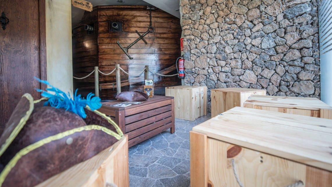 Escape room in Lanzarote