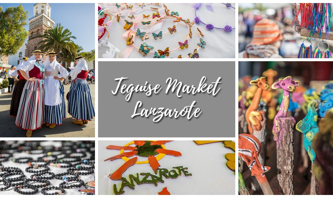 Teguise market on sundays – Lanzarote at its best