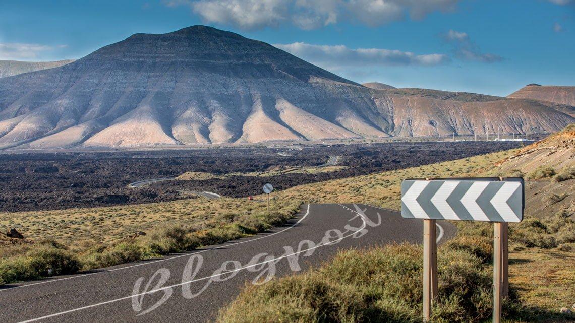 Blogpost Lanzarote