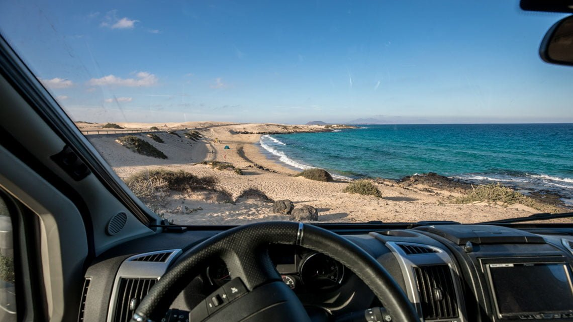 Blogpost from Lanzarote