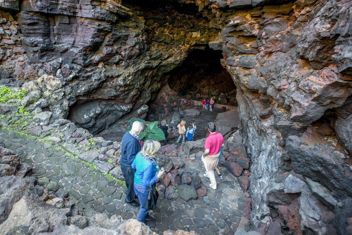 Cueva De Los Verdes - Things to do in Lanzarote