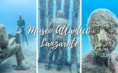 Museo Atlantico – A must for divers in Lanzarote