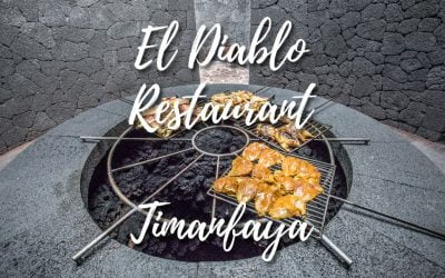 El Diablo Restaurant – Eat food cooked from a volcano