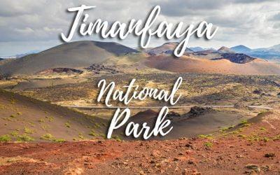 Timanfaya national park – Things to do in Lanzarote