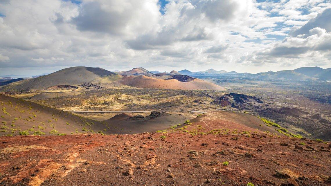 Visit Volcanoes in Lanzarote