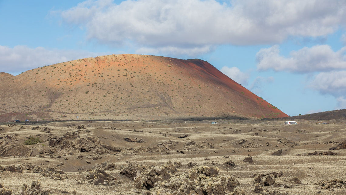 Visit Volcanoes in Lanzarote.